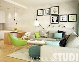 Zdjęcie: Modne mieszkanie