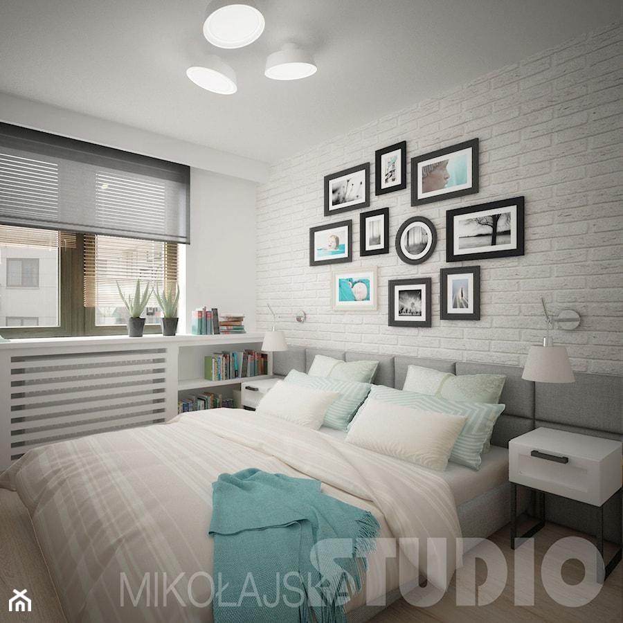 Mieszkanie W Warszawie Projekt Wnętrza Mieszkalnego