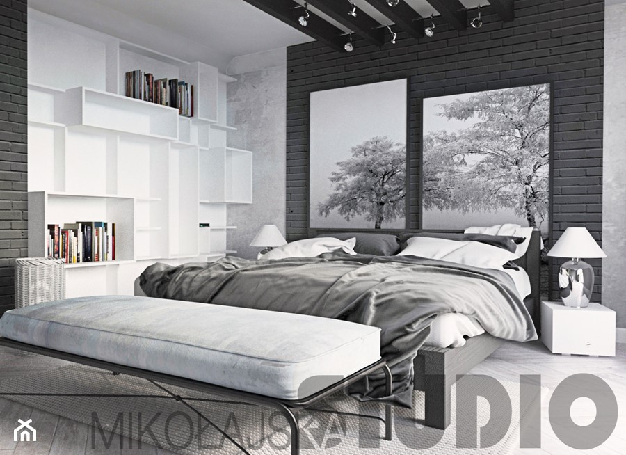 sypialniavintage zdjęcie od miko�ajskastudio homebook