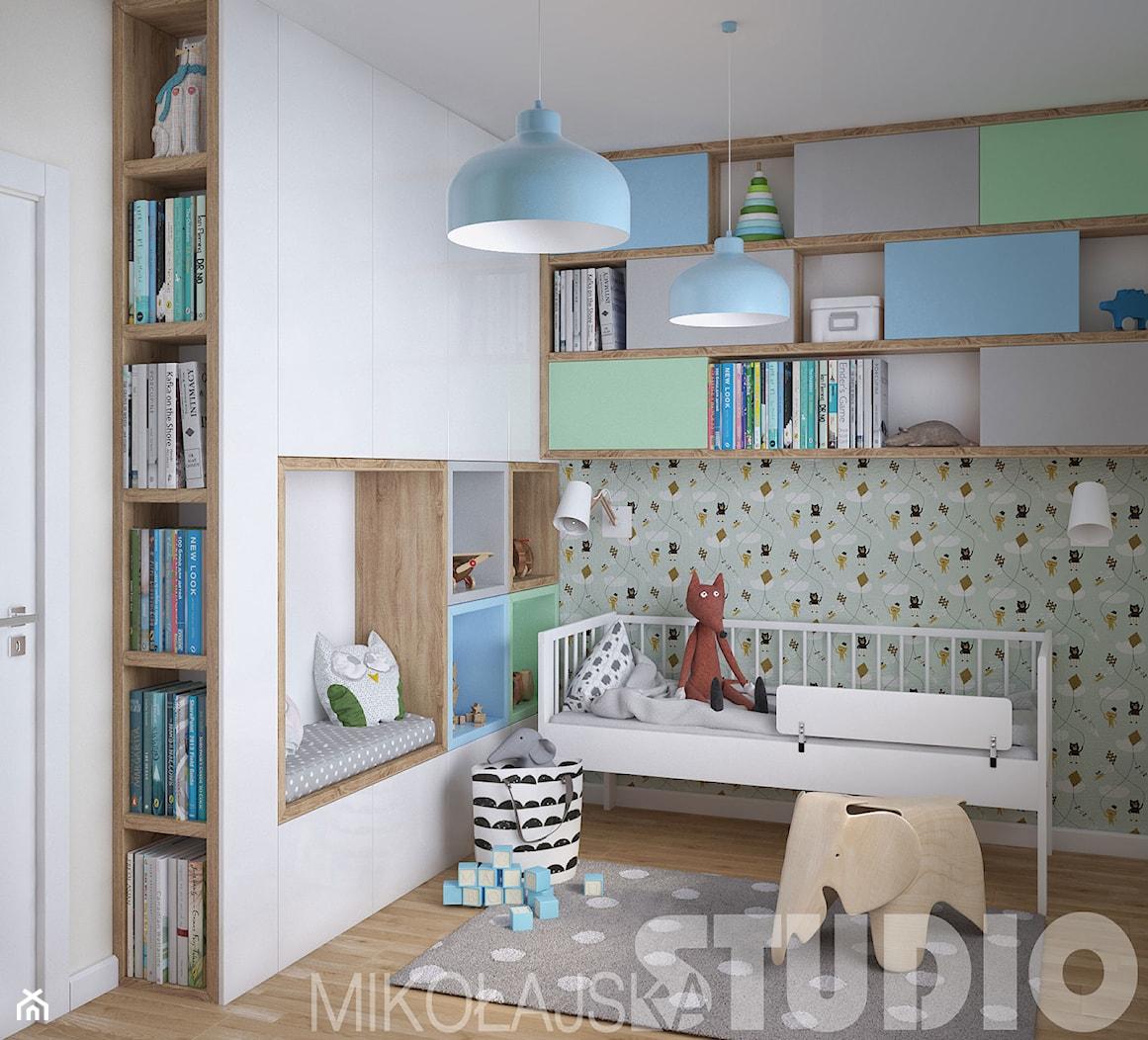 pokój dziecięcy - zdjęcie od MIKOŁAJSKAstudio - Homebook