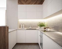kuchnia projekt - zdjęcie od MIKOŁAJSKAstudio