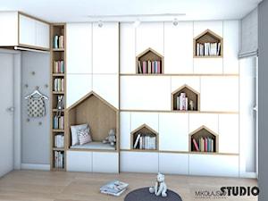 pokój dla dziecka z pomysłem - zdjęcie od MIKOŁAJSKAstudio