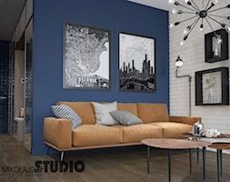 Przytulny salon - zdjęcie od MIKOŁAJSKAstudio