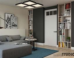 room for guest project - zdjęcie od MIKOŁAJSKAstudio