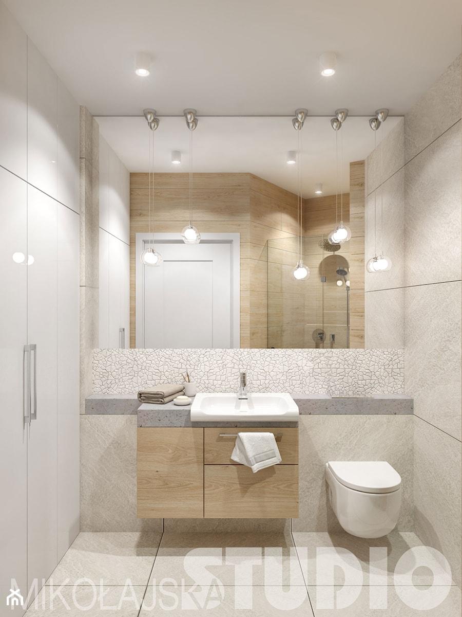Jasna łazienka Zdjęcie Od Mikołajskastudio Homebook
