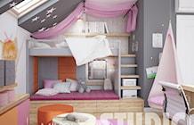 pokój dla dziecka - zdjęcie od MIKOŁAJSKAstudio