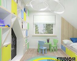 pokój dziecięcy z miejscem do zabawy - zdjęcie od MIKOŁAJSKAstudio