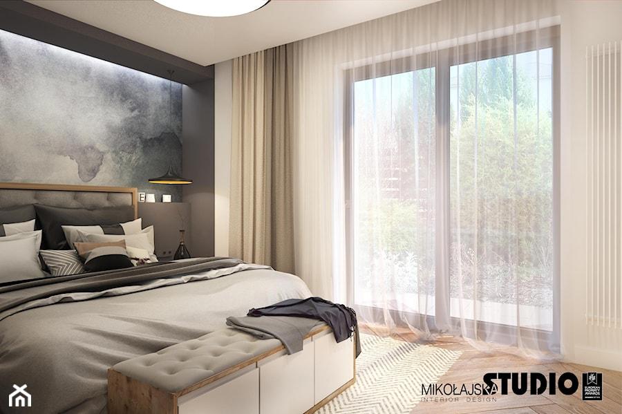 światło w sypialni - zdjęcie od MIKOŁAJSKAstudio
