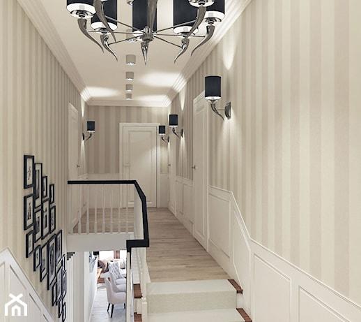 Modne ubrania dywan na korytarz - pomysły, inspiracje z homebook RM36