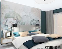Sypialnia Z Tapetą Aranżacje Pomysły Inspiracje Homebook