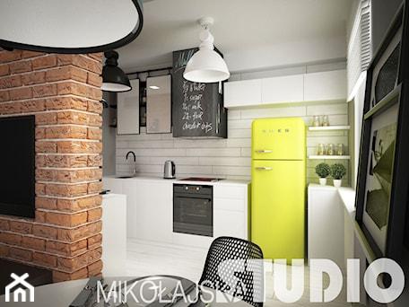 Aranżacje wnętrz - Kuchnia: zmień wyglad mieszkania - MIKOŁAJSKAstudio. Przeglądaj, dodawaj i zapisuj najlepsze zdjęcia, pomysły i inspiracje designerskie. W bazie mamy już prawie milion fotografii!