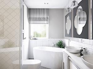 łazienka w stylu arabskim - zdjęcie od MIKOŁAJSKAstudio