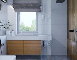 łazienka z pomysłem - zdjęcie od MIKOŁAJSKAstudio - Homebook