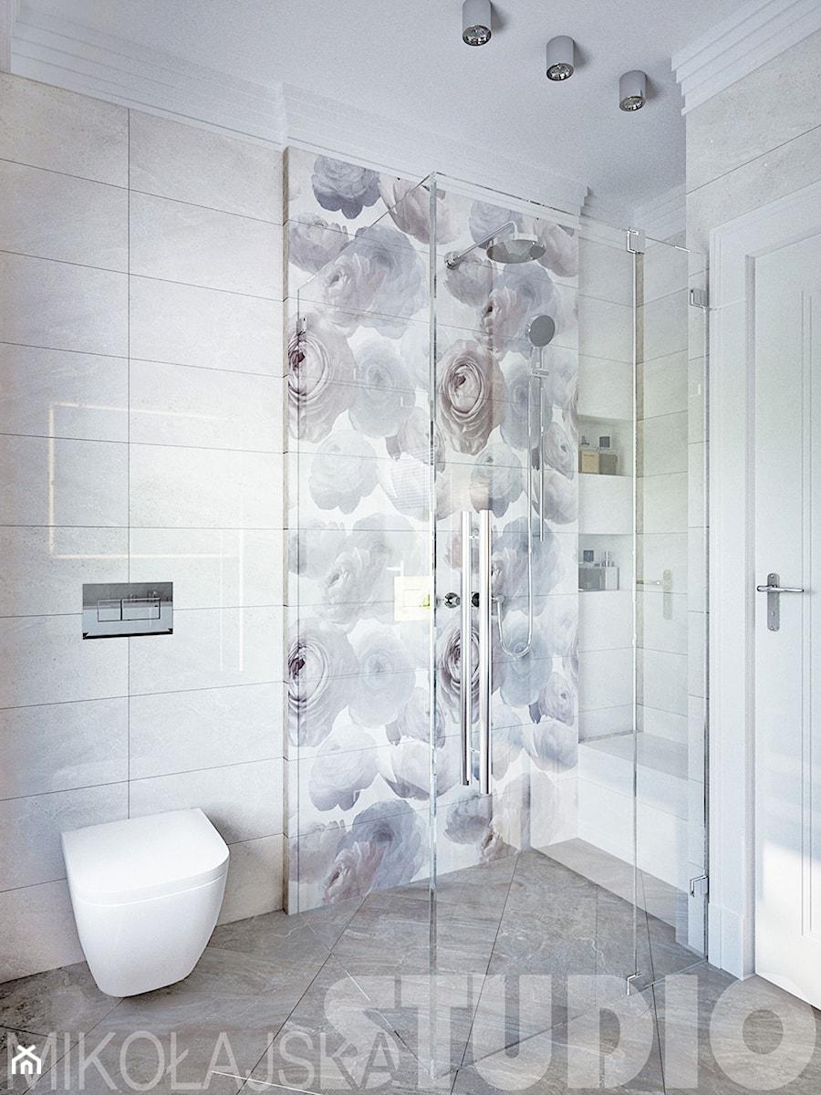 Współczesna łazienka W Stylu Angielskim Zdjęcie Od