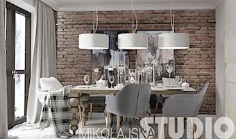 MIKOŁAJSKAstudio - Architekt / projektant wnętrz