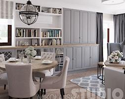 mieszkanie w stylu hamptons - zdjęcie od MIKOŁAJSKAstudio