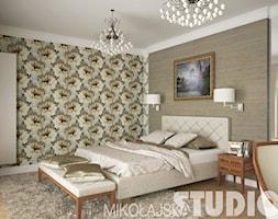 Sypialnia+w+stylu+klasycznym+-+zdj%C4%99cie+od+MIKO%C5%81AJSKAstudio