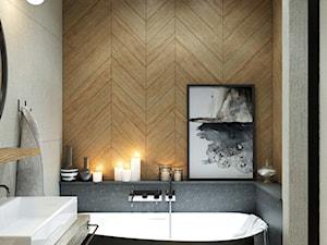 bathroom climat style bath elegant design - zdjęcie od MIKOŁAJSKAstudio