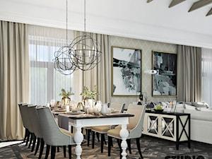 dining room english style - zdjęcie od MIKOŁAJSKAstudio