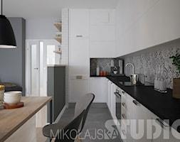 Kuchnia-w-stylu-loft - zdjęcie od MIKOŁAJSKAstudio