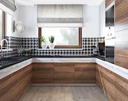 new york style kitchen - zdjęcie od MIKOŁAJSKAstudio