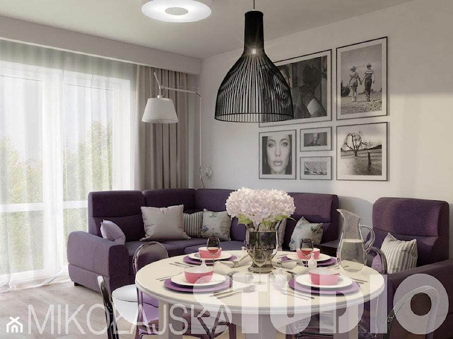 elegancki salon - zdjęcie od MIKOŁAJSKAstudio
