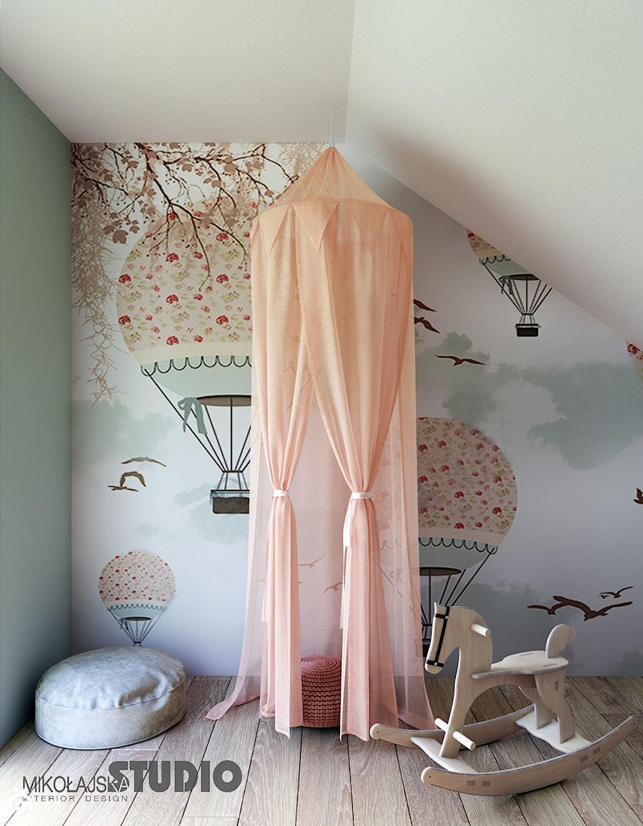 kolorowy pokój dziecięcy - zdjęcie od MIKOŁAJSKAstudio