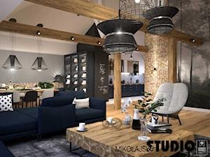 Apartament na strychu