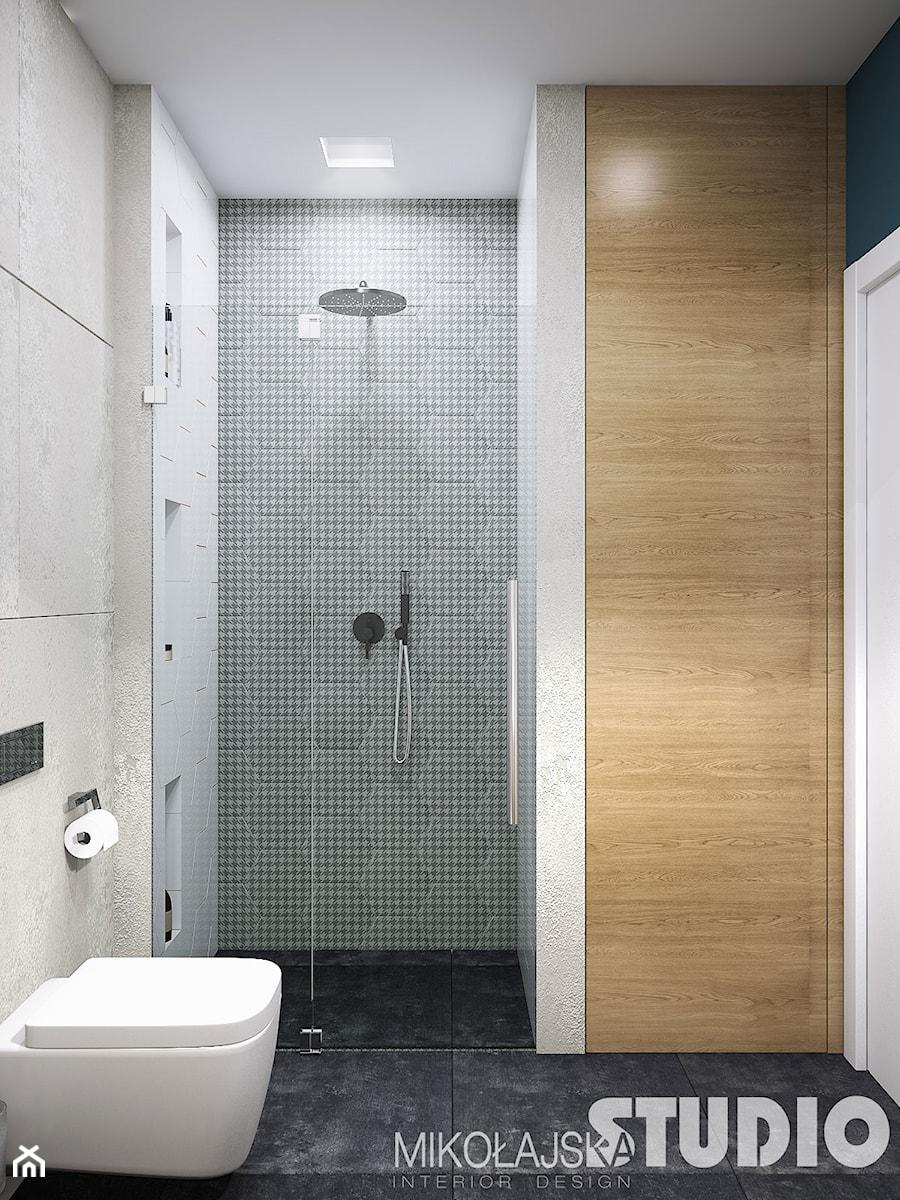prysznic we wnęce - zdjęcie od MIKOŁAJSKAstudio