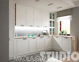 nowoczesna-klasyczna kuchnia - zdjęcie od MIKOŁAJSKAstudio