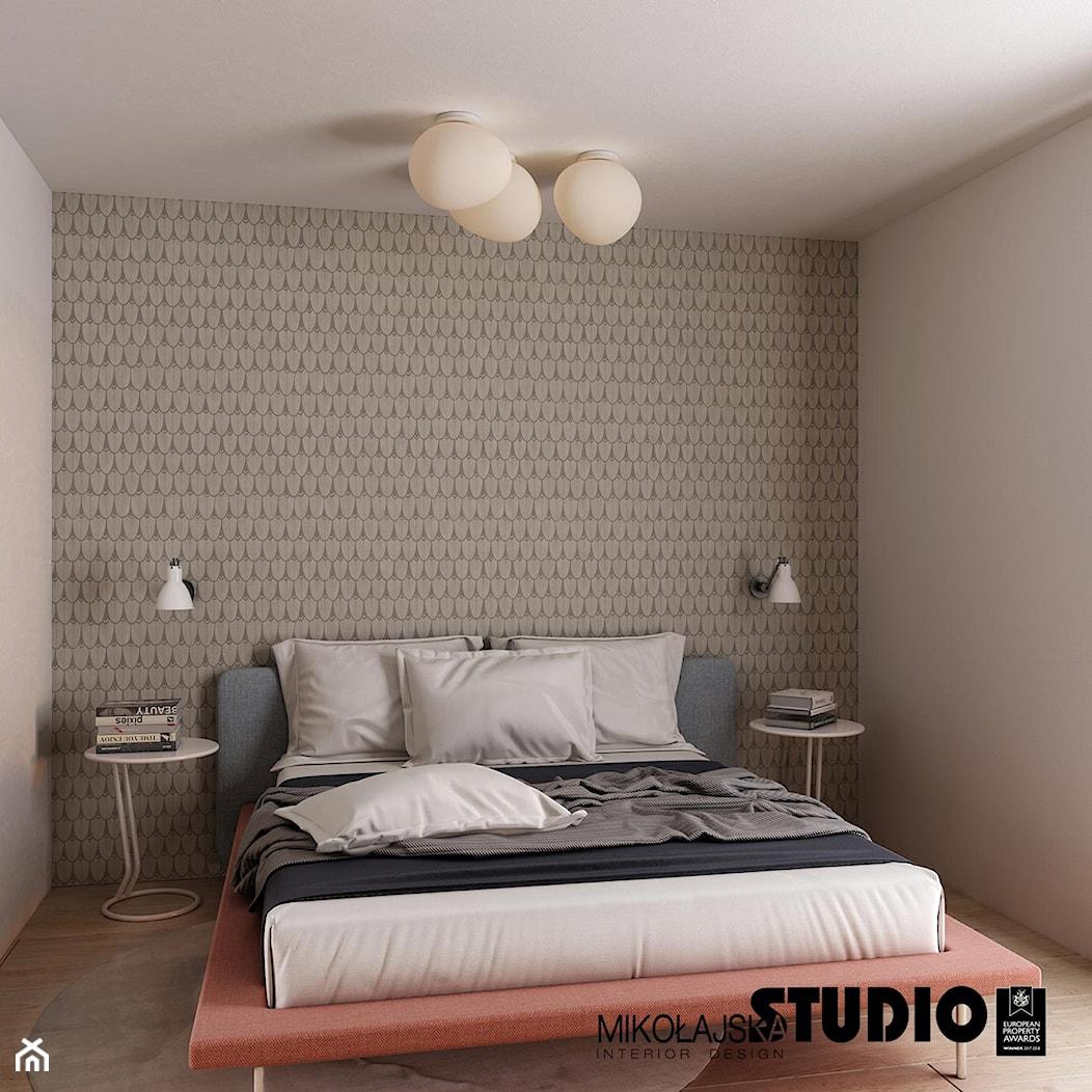 pokój gościnny - zdjęcie od MIKOŁAJSKAstudio - Homebook