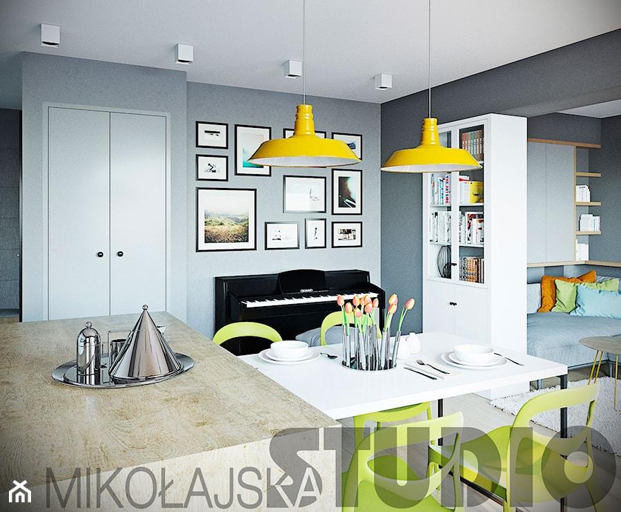 artystyczne projekty wnętrz - zdjęcie od MIKOŁAJSKAstudio