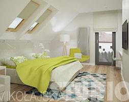 sypialnia gościnna - zdjęcie od MIKOŁAJSKAstudio