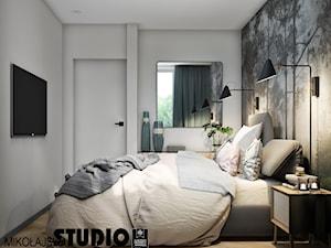 klimatyczna sypialnia - zdjęcie od MIKOŁAJSKAstudio