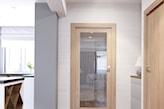 Jasny korytarz - zdjęcie od MIKOŁAJSKAstudio - homebook