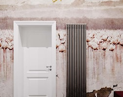 hol z piękną fototapetą - zdjęcie od MIKOŁAJSKAstudio