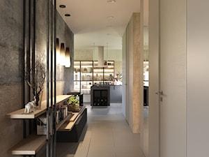 loftowy korytarz - zdjęcie od MIKOŁAJSKAstudio