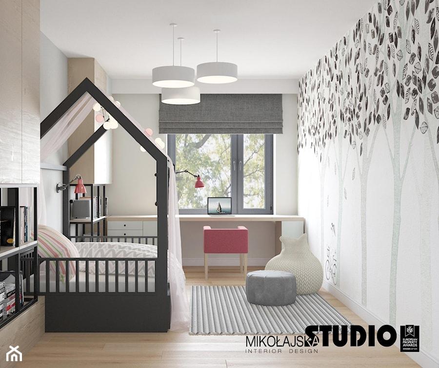 nastrojowy pokój dziecięcy - zdjęcie od MIKOŁAJSKAstudio