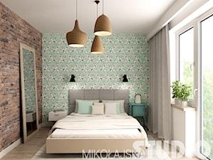 Mieszkanie w Katowicach w stylu lat 60'