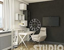 rustic style bedroom - zdjęcie od MIKOŁAJSKAstudio