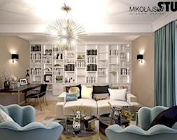 luksusowy gabinet - zdjęcie od MIKOŁAJSKAstudio