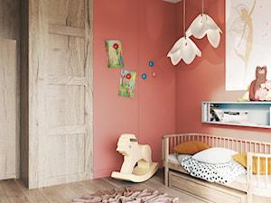 Pokój małej dziewczynki - zdjęcie od MIKOŁAJSKAstudio