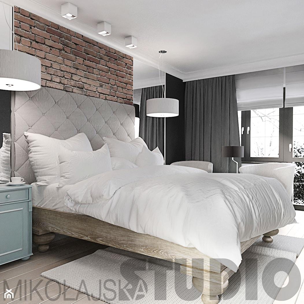 projekt sypialni-vintage - zdjęcie od MIKOŁAJSKAstudio - Homebook