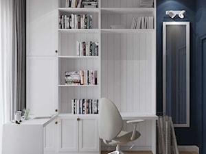 Apartament na Warszawskim Wyględowie - Pokój dziecka, styl klasyczny - zdjęcie od MIKOŁAJSKAstudio