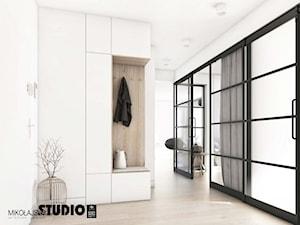 hall w bieli - zdjęcie od MIKOŁAJSKAstudio