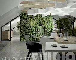 Biuro+design+zielona+%C5%9Bciana+-+zdj%C4%99cie+od+MIKO%C5%81AJSKAstudio