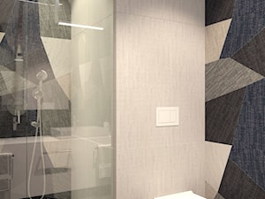 Mała łazienka - zdjęcie od MIKOŁAJSKAstudio