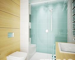 Zdjęcie: Błękitna łazienka