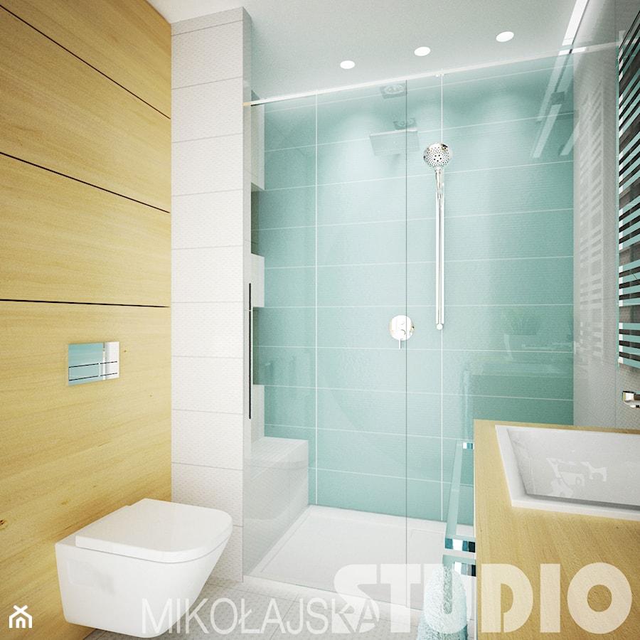 Błękitna łazienka Zdjęcie Od Mikołajskastudio Homebook