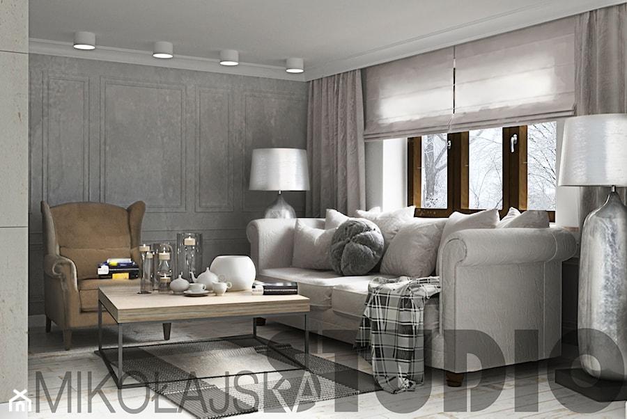 projekty design vintage krak w zdj cie od miko ajskastudio homebook. Black Bedroom Furniture Sets. Home Design Ideas